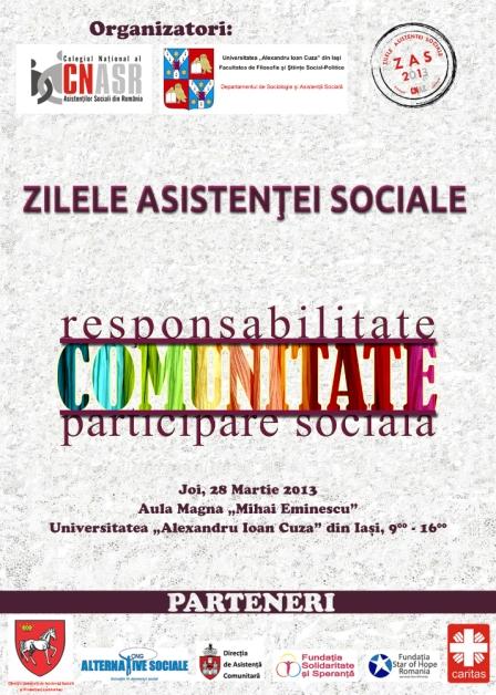 Afis Zilele Asistentei Sociale 2013_60p